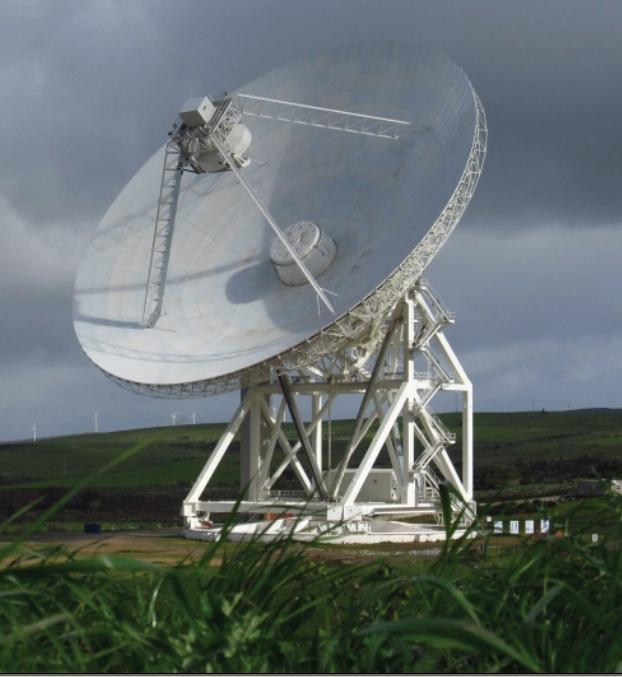 Sardinian Radio Telescope (SRT)