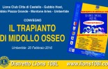 Trapianto di midollo osseo: il Lions Club International in prima linea per la vita