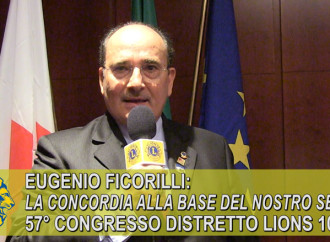 Eugenio Ficorilli: la concordia alla base del nostro servire