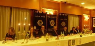 Il Governatore Sediari incontra il Lions Club Cagliari Castello e il Lions Club Cagliari Karel