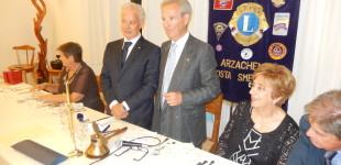 Passaggio della Campana nel Lions Club Arzachena – Costa Smeralda