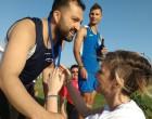 Tutti insieme al Campo Sportivo di Selargius, nel ricordo di Spartaco Meloni
