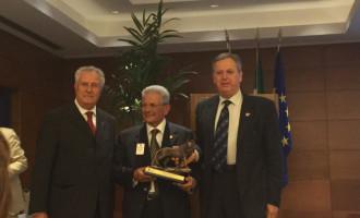 Il Lions Club Narni premiato con il Leone d'Oro