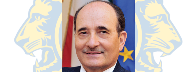 Il saluto del Governatore Eugenio Ficorilli
