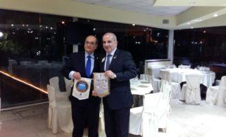 Incontro Salim Moussan candidato a Vice Presidente Internazionale