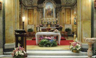Lions Club Roma Pantheon – Messa dei defunti