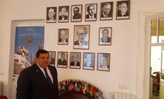 Il IVGD del distretto 352 presenta la XX Conferenza del Mediterraneo