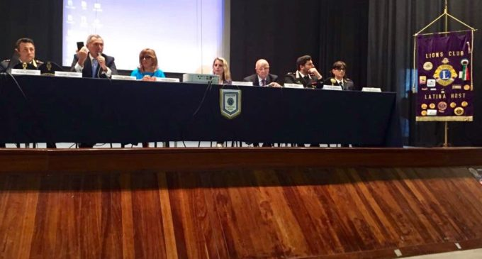 Latina Host : I giovani e la sicurezza stradale