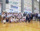 Chi ama lo sport ama la vita : la festa dello sport tenutasi in occasione della donazione di un defibrillatore al Volley Umbertide