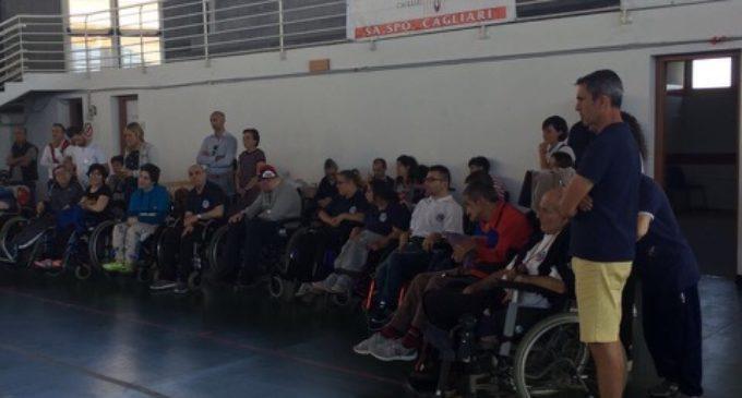 Il Lions Club Cagliari Castello Patrocina il Primo Meeting Regionale di Boccia FISPES