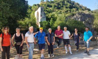 Escursione del LC Narni alla Gole del Nera e Stifone