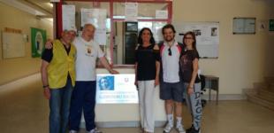 IL LEO CLUB ROMA MARE ALL'OPERA PER IL PROGETTO LEO 4GREEN