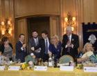 """Tre Campane in Festa : passaggio di Campana dei Tre Lions Club """"Uniti dalla Lupa"""""""