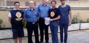 LEO Club Roma Mare e Carabinieri per Leo4Green