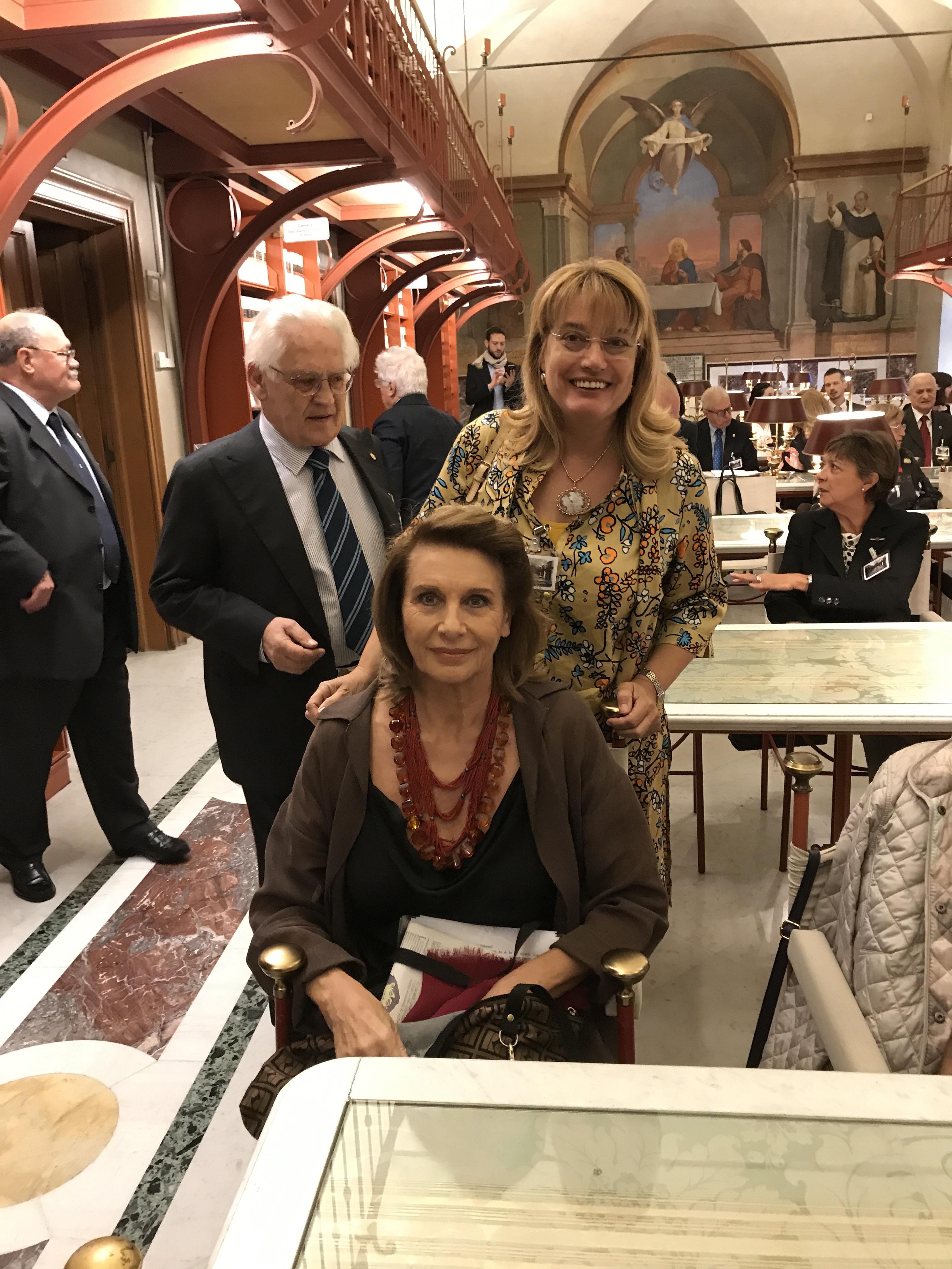 13 ottobre sala del refrettorio della biblioteca della for Diretta dalla camera dei deputati
