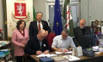 Firmata la convenzione tra il Distretto Lions 108L e il Comune di Norcia