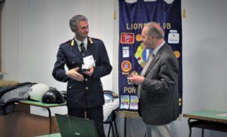 Il Lions Club Civitavecchia Porto Traiano e la sicurezza stradale