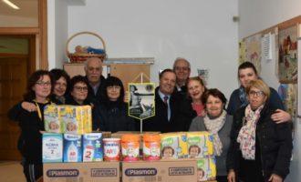 Lions Club Latina Terre Pontine: aiuto alle mamme in difficoltà