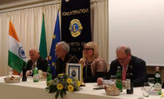 LC LATINA HOST- Conviviale per la visita del Governatore