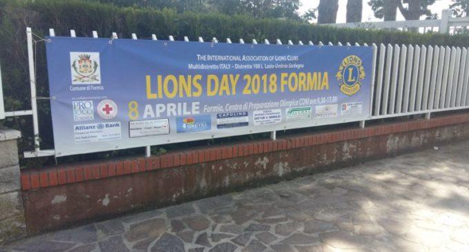 ROMA PALATINUM: prevenzione della ambliopia e Poster della Pace al Lions Day 2018