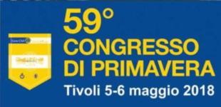 5 e 6 maggio congresso di primavera