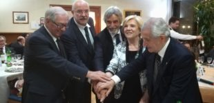 Il vento del nuovo alla celebrazione della charter night del Lions Club Roma Parioli