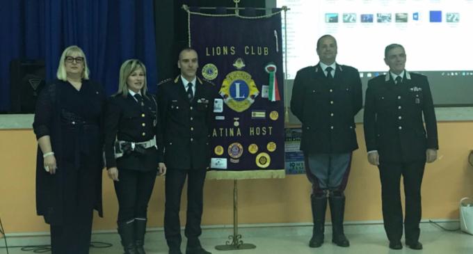 LC Latina Host: conferenza sulla sicurezza stradale per gli studenti del Liceo Manzoni