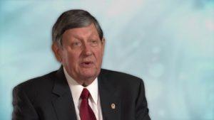 Visita del Past Presidente Internazionale Frank Moore III @ Reparto di Radioterapia Policlinico Gemelli